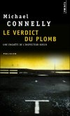 Le verdict du plomb de Michael Connelly, une enquête de Harry Bosch JPEG