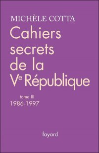 Michelle Cotta Cahiers secrets de la Veme République JPEG
